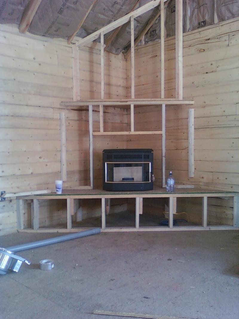 Frame For Fireplace Fireplace Frame ClipArt ETC. Fireplace Frame ...